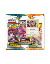 3 BOOSTERS POKEMON EPEE...