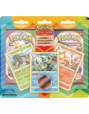 PACK POKEMON 2 BOOSTERS 2021