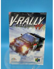 NOTICE V-RALLY EDITION 99 N64