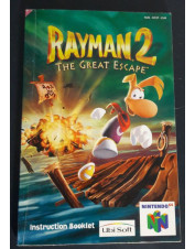 NOTICE RAYMAN 2 THE GREAT...