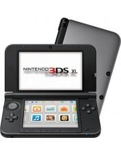 NEW 3DS CONSOLE XL GRISE
