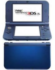 NEW 3DS CONSOLE XL BLEU