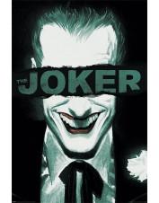 POSTER DC COMICS THE JOKER