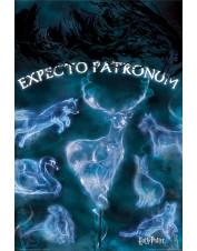 POSTER HARRY POTTER PATRONUS