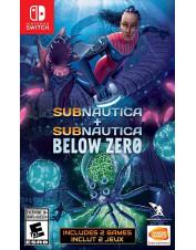 SWI SUBNAUTICA + SUBNAUTICA...