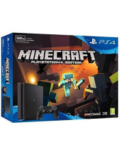PS4 CONSOLE PACK MINECRAFT