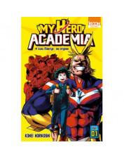 MANGA MY HERO ACADEMIA TOME 1