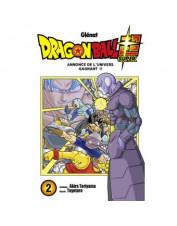MANGA DRAGON BALL SUPER TOME 2