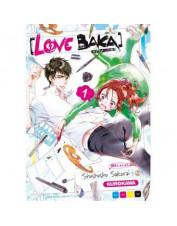 MANGA LOVE BAKA TOME 1