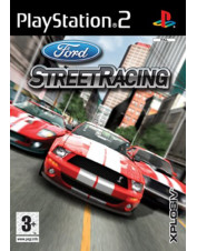 PS2 FORD STREET RACING