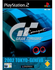 PS2 GRAN TURISMO 2002 TOKYO...