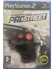 PS2 NEED FOR SPEED PRO STREET