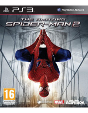 PS3 THE AMAZING SPIDER-MAN 2