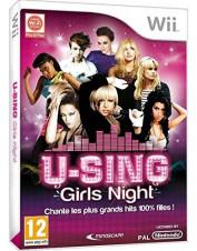 WII U-SING : GIRLS NIGHT