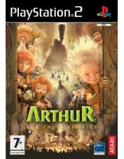 PS2 ARTHUR ET LES MINIMOYS