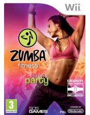WII ZUMBA FITNESS : JOIN...