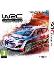 3DS WRC FIA WORLD RALLY...