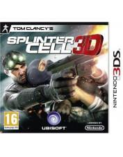 3DS SPLINTER CELL 3D