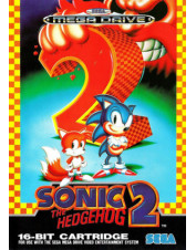 MD SONIC 2 THE HEDGEHOG