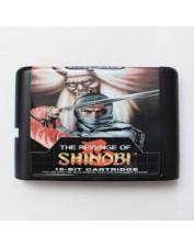 MD THE REVENGE OF SHINOBI
