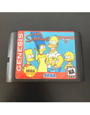 MD THE SIMPSONS STREEETS OF...
