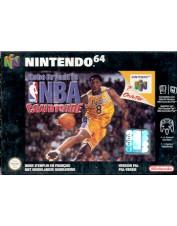 N64 NBA COURTSIDE