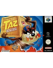 N64 TAZ EXPRESS