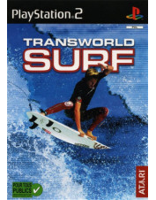 PS2 TRANSWORLD SURF