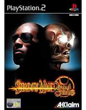 PS2 SHADOW MAN 2