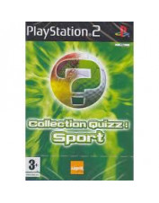 PS2 COLLECTION QUIZ SPORT