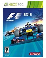 X360 F1 2012