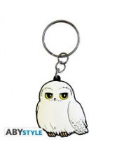 PORTE CLE HARRY POTTER HEDWIGE