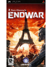 PSP TOM CLANCY S END WAR