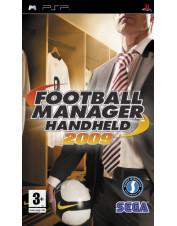 PSP FOOTBALL MANAGER 2009