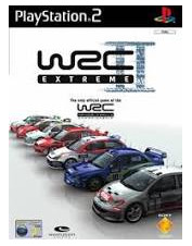 PS2 WRC 2 EXTREME