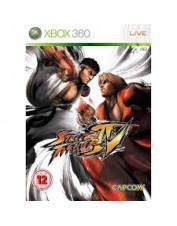 X360 STREET FIGHTER IV