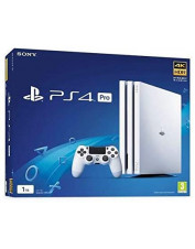 PS4 PRO CONSOLE BLANCHE 1 TO