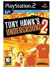 PS2 TONY HAWKS UNDERGROUND 2